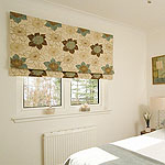 click to view Roman Blinds