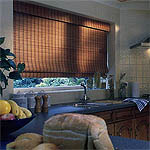 click to view Woven Wood Blinds